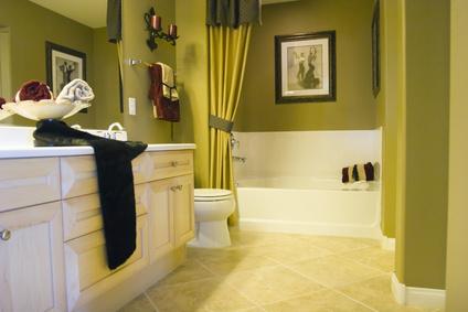 sol de salle de bains: la rénovation dans tous ses états! - Salle De Bain Jonc De Mer